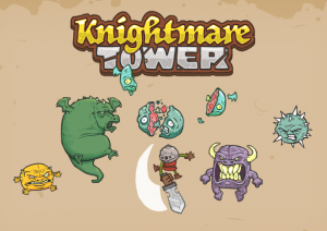 Knightmare-Tower-iOS-Game